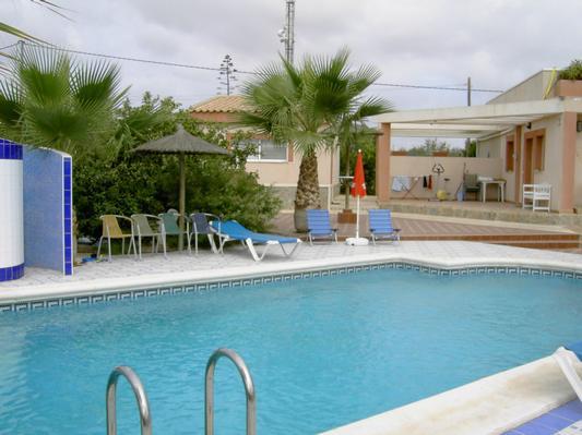 Ferienwohnung Wohnen im Zitronenhain (699478), Los Montesinos, Costa Blanca, Valencia, Spanien, Bild 6