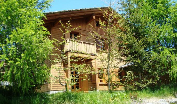 Haus Casa Larisch im malerischen Lumbrein tage