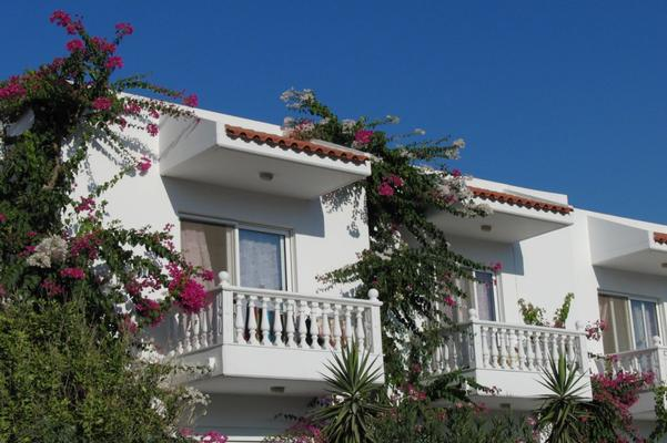 Holiday apartment Castle View Haraki, 1. floor ap2 (719265), Charaki, Rhodes, Dodecanes Islands, Greece, picture 4