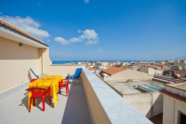 Holiday apartment Gelsomino, helle Wohnung (720806), Castellammare del Golfo, Trapani, Sicily, Italy, picture 12