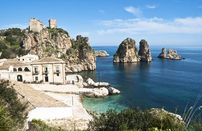 Appartement de vacances Gelsomino, helle Wohnung (720806), Castellammare del Golfo, Trapani, Sicile, Italie, image 24