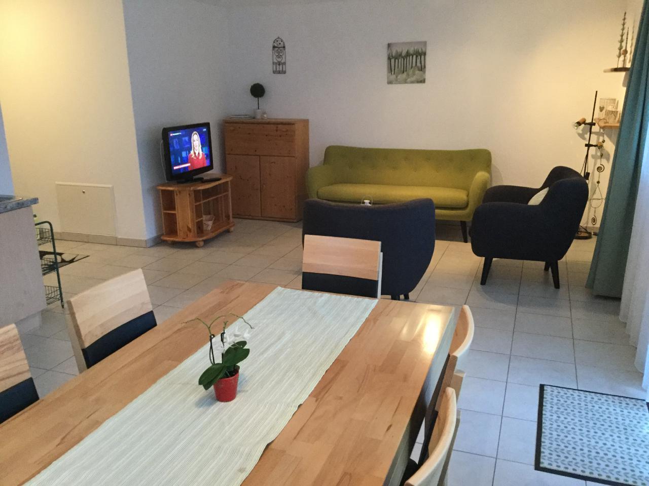 Ferienwohnung Topwohnung für 2 bis 5 Personen mit zwei getrennten Schlafzimmern (725889), Saas Almagell, Saastal, Wallis, Schweiz, Bild 6