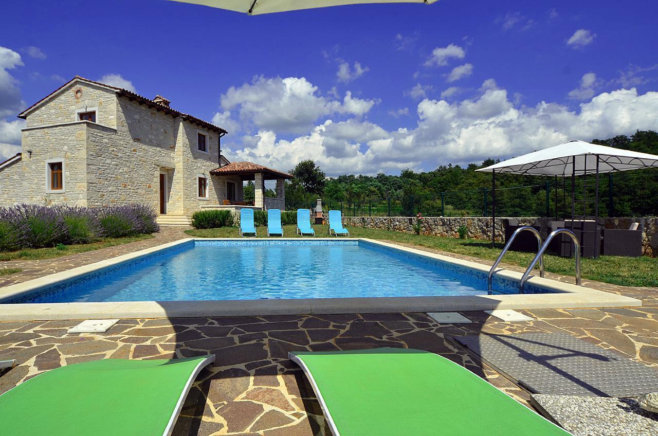 Ferienhaus Villa Ankica (728000), Kanfanar, , Istrien, Kroatien, Bild 23