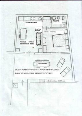 Maison de vacances Fantastisches Ferienhaus auf den Äolischen Inseln - Sizilien (730123), Vulcano, Vulcano, Sicile, Italie, image 22