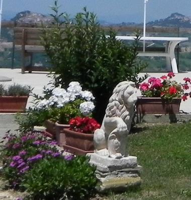 Ferienhaus Familenferien mit Reitmöglichkeit in der schönen  Marke (732149), Santa Vittoria in Matenano, Fermo, Marken, Italien, Bild 6