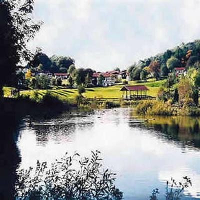 Ferienhaus / Bungalow Nr. 31  für 2-4 Personen in der Rhön Residence Bungalows (735561), Dipperz, Rhön (Hessen), Hessen, Deutschland, Bild 13