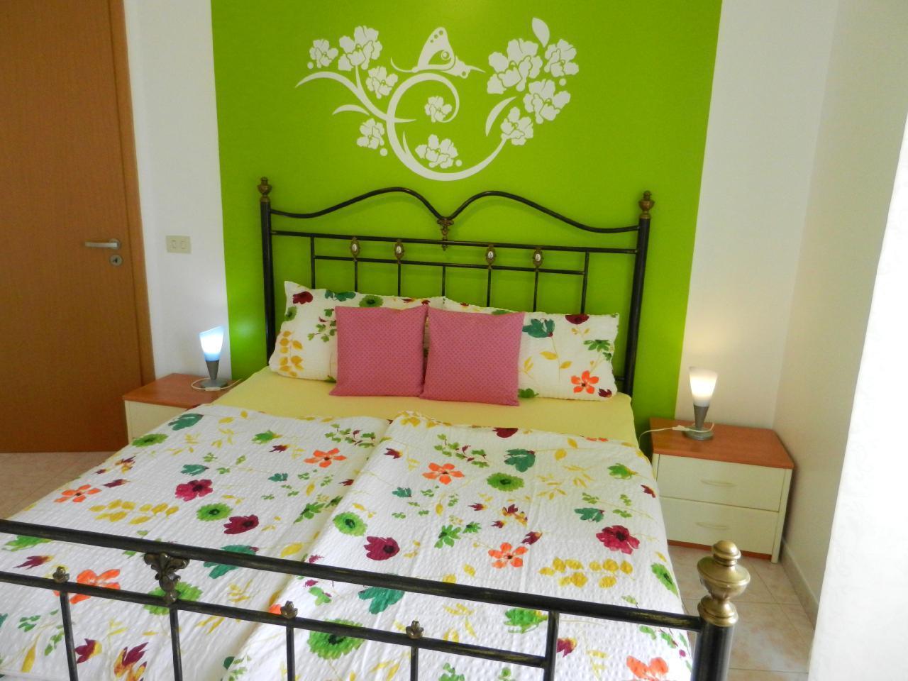 Appartement de vacances Fewo mit Balkon im Panorama-Dorf bei Taormina (737398), Forza d'Agro', Messina, Sicile, Italie, image 4