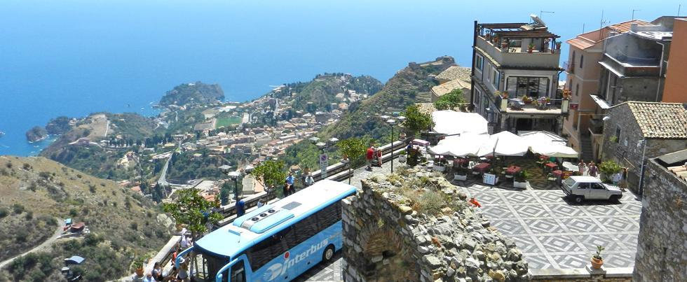 Holiday apartment Fewo mit Balkon im Panorama-Dorf bei Taormina (737398), Forza d'Agro', Messina, Sicily, Italy, picture 17