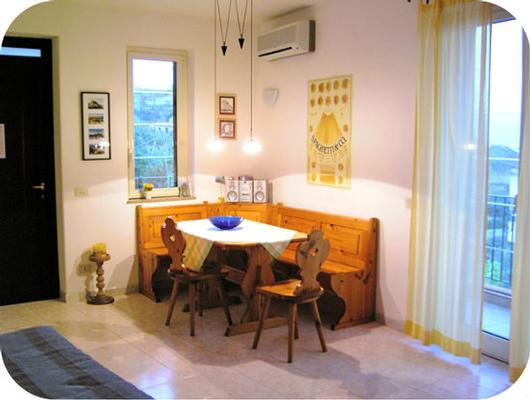 Appartement de vacances Fewo mit Balkon im Panorama-Dorf bei Taormina (737398), Forza d'Agro', Messina, Sicile, Italie, image 5