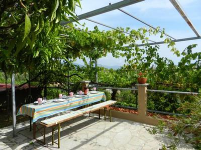 Holiday apartment Fewo mit Balkon im Panorama-Dorf bei Taormina (737398), Forza d'Agro', Messina, Sicily, Italy, picture 19