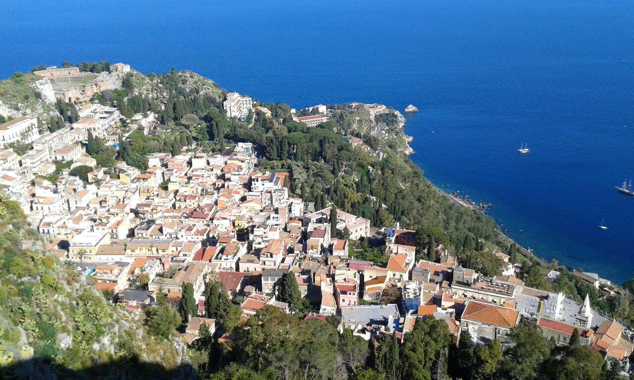 Holiday apartment Fewo mit Terrasse im Panorama-Dorf bei Taormina (737399), Forza d'Agro', Messina, Sicily, Italy, picture 21