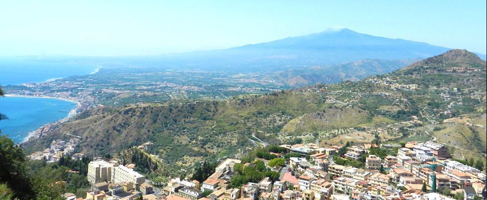 Holiday apartment Fewo mit Terrasse im Panorama-Dorf bei Taormina (737399), Forza d'Agro', Messina, Sicily, Italy, picture 16