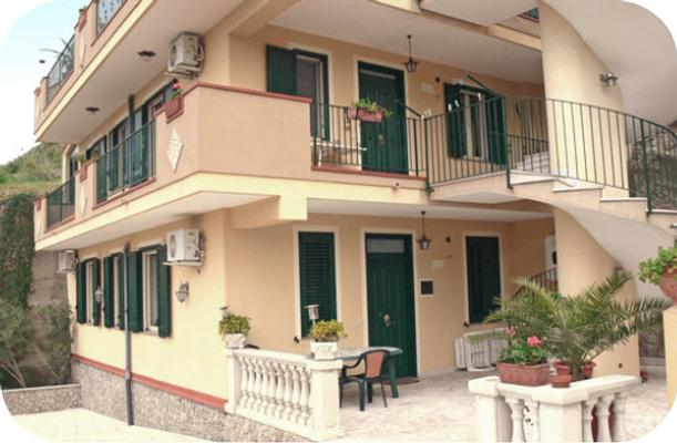 Holiday apartment Fewo mit Terrasse im Panorama-Dorf bei Taormina (737399), Forza d'Agro', Messina, Sicily, Italy, picture 13