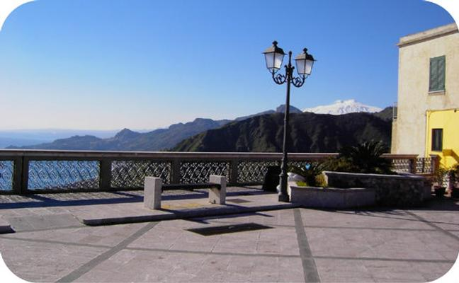 Holiday apartment Fewo mit Terrasse im Panorama-Dorf bei Taormina (737399), Forza d'Agro', Messina, Sicily, Italy, picture 17