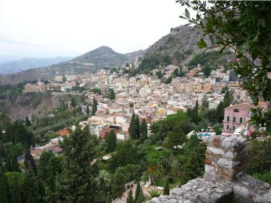 Holiday apartment Fewo mit Terrasse im Panorama-Dorf bei Taormina (737399), Forza d'Agro', Messina, Sicily, Italy, picture 22