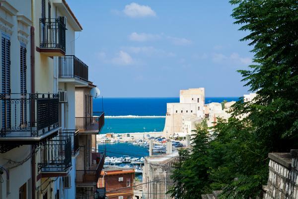 Holiday apartment Marina Apartment mit Terrasse (737817), Castellammare del Golfo, Trapani, Sicily, Italy, picture 8