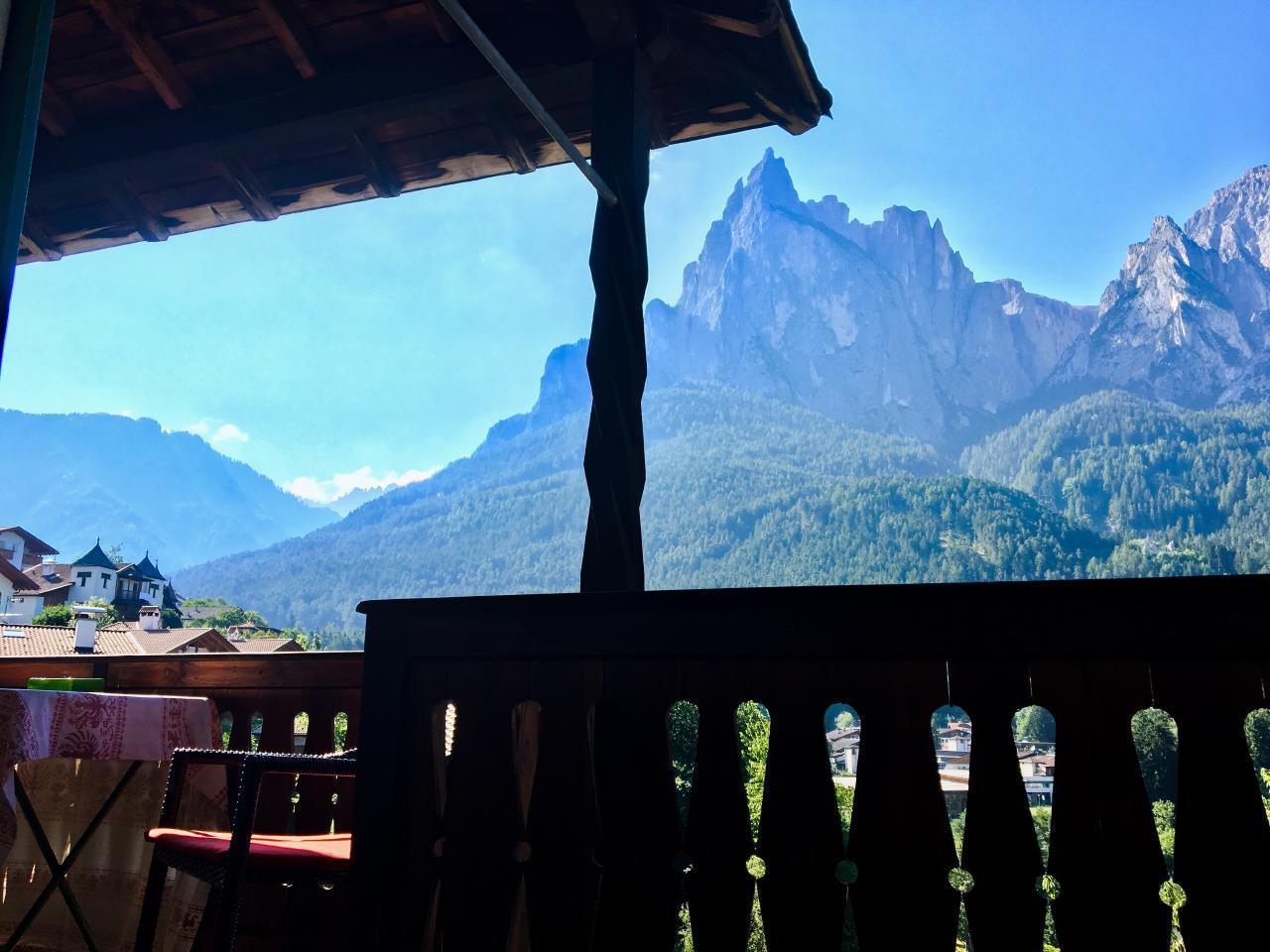Holiday apartment Sonnige, ruhige Ferienwohnung mit toller Aussicht - in Seis am Schlern! (744635), Seis am Schlern (Siusi), Dolomites, Trentino-Alto Adige, Italy, picture 16