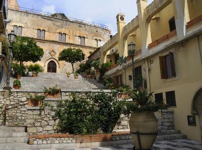 Appartement de vacances Ginnasio Schöne Wohnung im Zentrum von Taormina (749791), Taormina, Messina, Sicile, Italie, image 13
