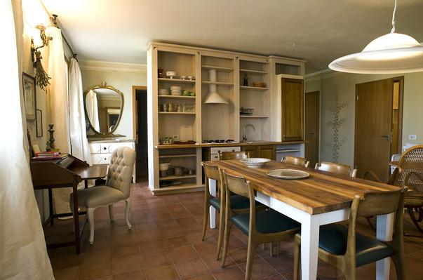 Ferienwohnung TUSCANY FOREVER RESIDENCE VILLA FAMIGLIA GROUND FLOOR APARTMENT no 2