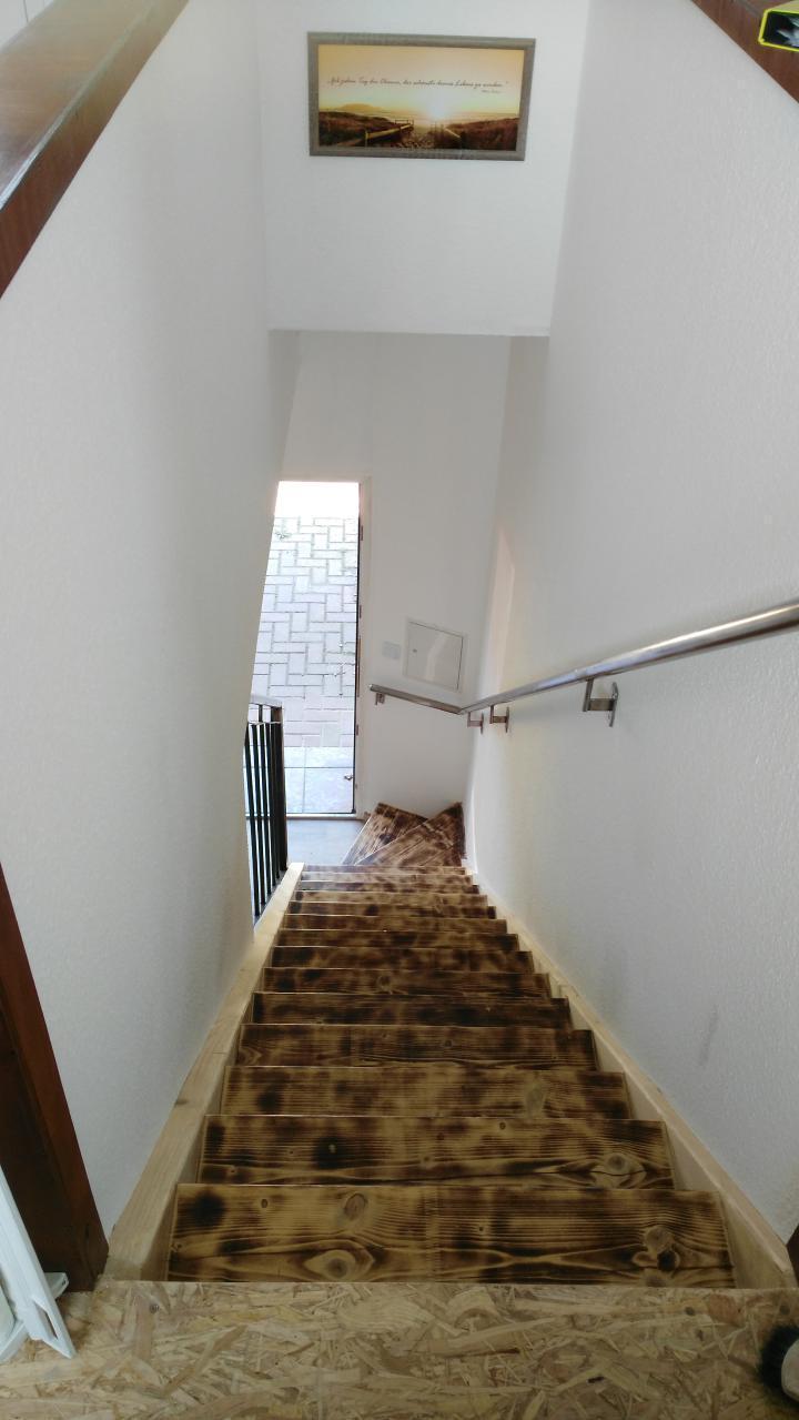 Treppe nach unten