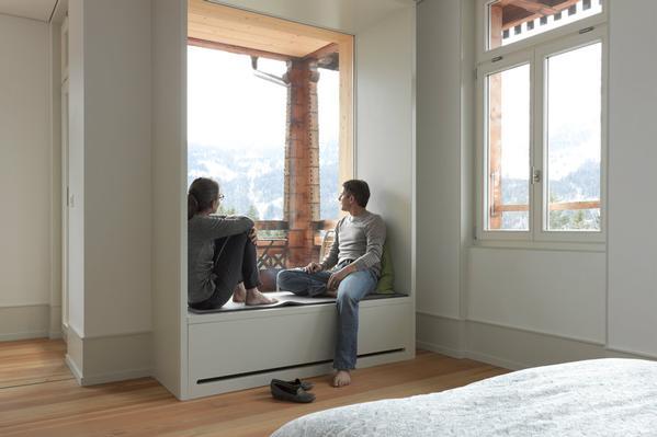 Ferienwohnung Renovierte Jugendstilwohnung in Wengen (757468), Wengen, Jungfrauregion, Berner Oberland, Schweiz, Bild 4