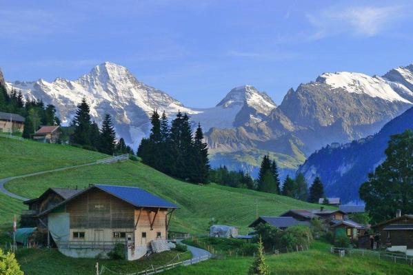 Ferienwohnung Renovierte Jugendstilwohnung in Wengen (757468), Wengen, Jungfrauregion, Berner Oberland, Schweiz, Bild 6