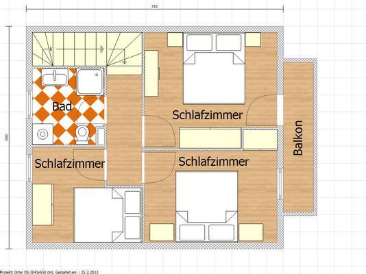 Maison de vacances Almchalet Orter (757480), Deutschberg, Lac Ossiach, Carinthie, Autriche, image 8