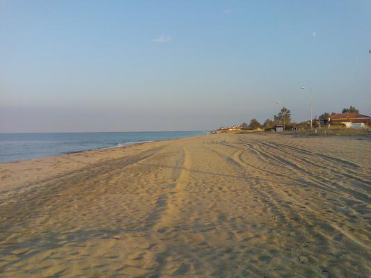 Ferienhaus Strand Kastri Loutro, 150 Meter vom Strand ! NAHE PLATAMON-NEOI POROI (757886), Kastri Loutro, , Thessalien, Griechenland, Bild 7