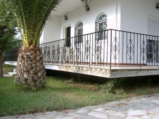 Ferienhaus Strand Kastri Loutro, 150 Meter vom Strand ! NAHE PLATAMON-NEOI POROI (757886), Kastri Loutro, , Thessalien, Griechenland, Bild 13