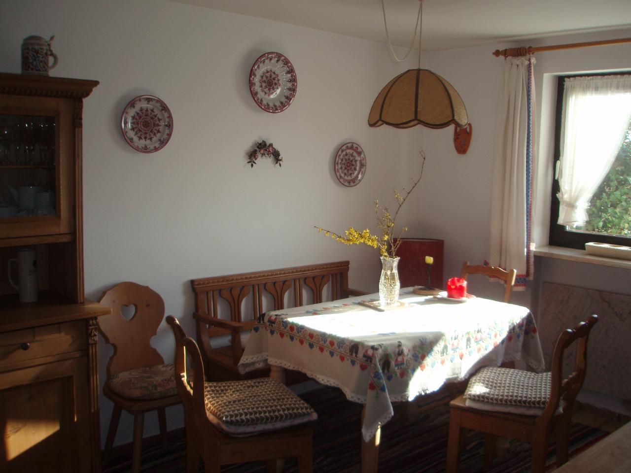 Ferienhaus Waldschrat Fam.Ibisch  - inklusive aller Nebenkosten - (758023), Zandt, Bayerischer Wald, Bayern, Deutschland, Bild 5