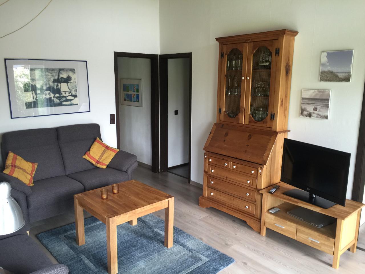 Holiday house Freistehendes Holz-Ferienhaus auf eigenem Grundstück direkt Nordsee im Feriendorf Eckwarde (76468), Eckwarderhörne, Jade Bight, Lower Saxony, Germany, picture 4