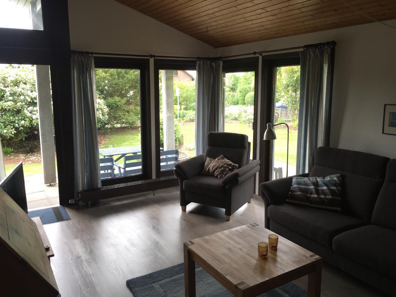 Holiday house Freistehendes Holz-Ferienhaus auf eigenem Grundstück direkt Nordsee im Feriendorf Eckwarde (76468), Eckwarderhörne, Jade Bight, Lower Saxony, Germany, picture 8