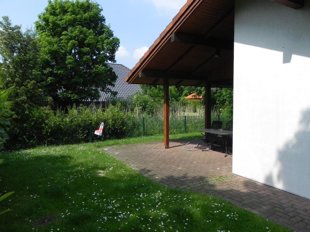 Holiday house Freistehendes Ferienhaus (eingezäunt) mit eigenem Grundstück dir. Nordsee im Feriendorf Ec (76478), Eckwarderhörne, Jade Bight, Lower Saxony, Germany, picture 33