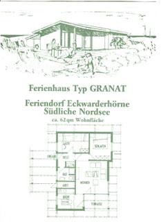 Holiday house Freistehendes Ferienhaus (eingezäunt) mit eigenem Grundstück dir. Nordsee im Feriendorf Ec (76478), Eckwarderhörne, Jade Bight, Lower Saxony, Germany, picture 14