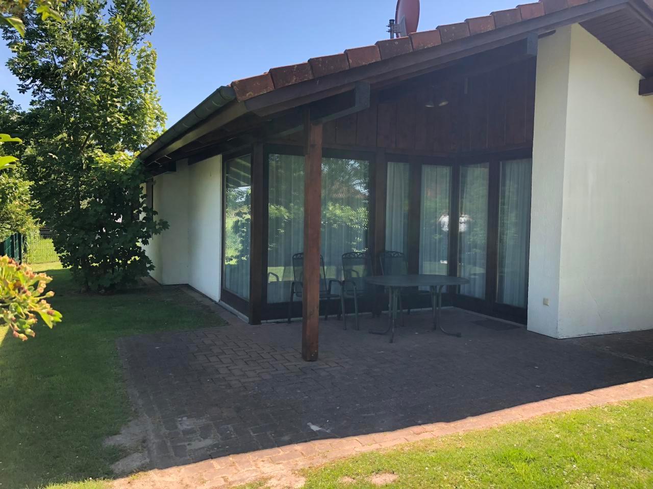 Holiday house Freistehendes Ferienhaus (eingezäunt) mit eigenem Grundstück dir. Nordsee im Feriendorf Ec (76478), Eckwarderhörne, Jade Bight, Lower Saxony, Germany, picture 17