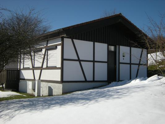 Ferienhaus Bugalow Type B für max. 6 Personen (761038), Dipperz, Rhön (Hessen), Hessen, Deutschland, Bild 14