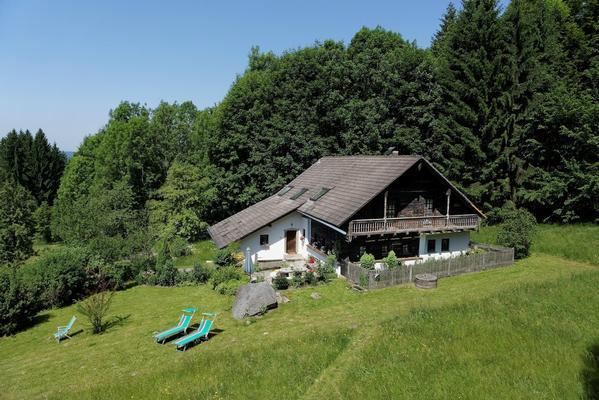 Luxus Ferienhaus & Ferienwohnung im Bayerischen Wald buchen
