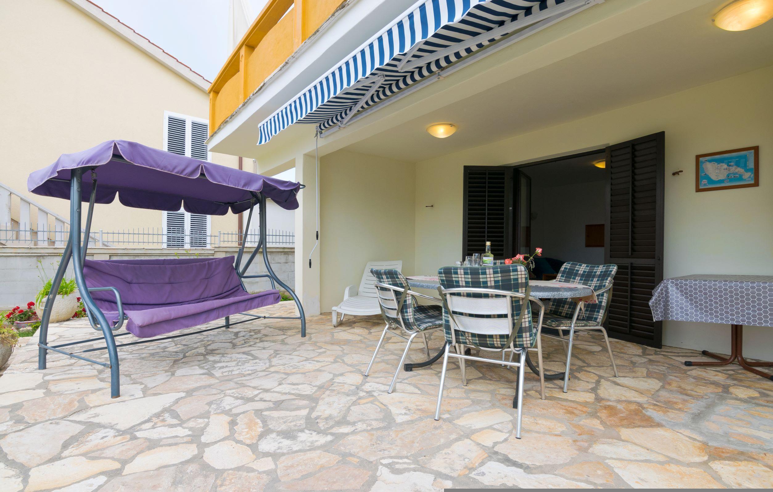 Appartement de vacances Appartement 1 (77834), Vir, Île de Pag, Kvarner, Croatie, image 7