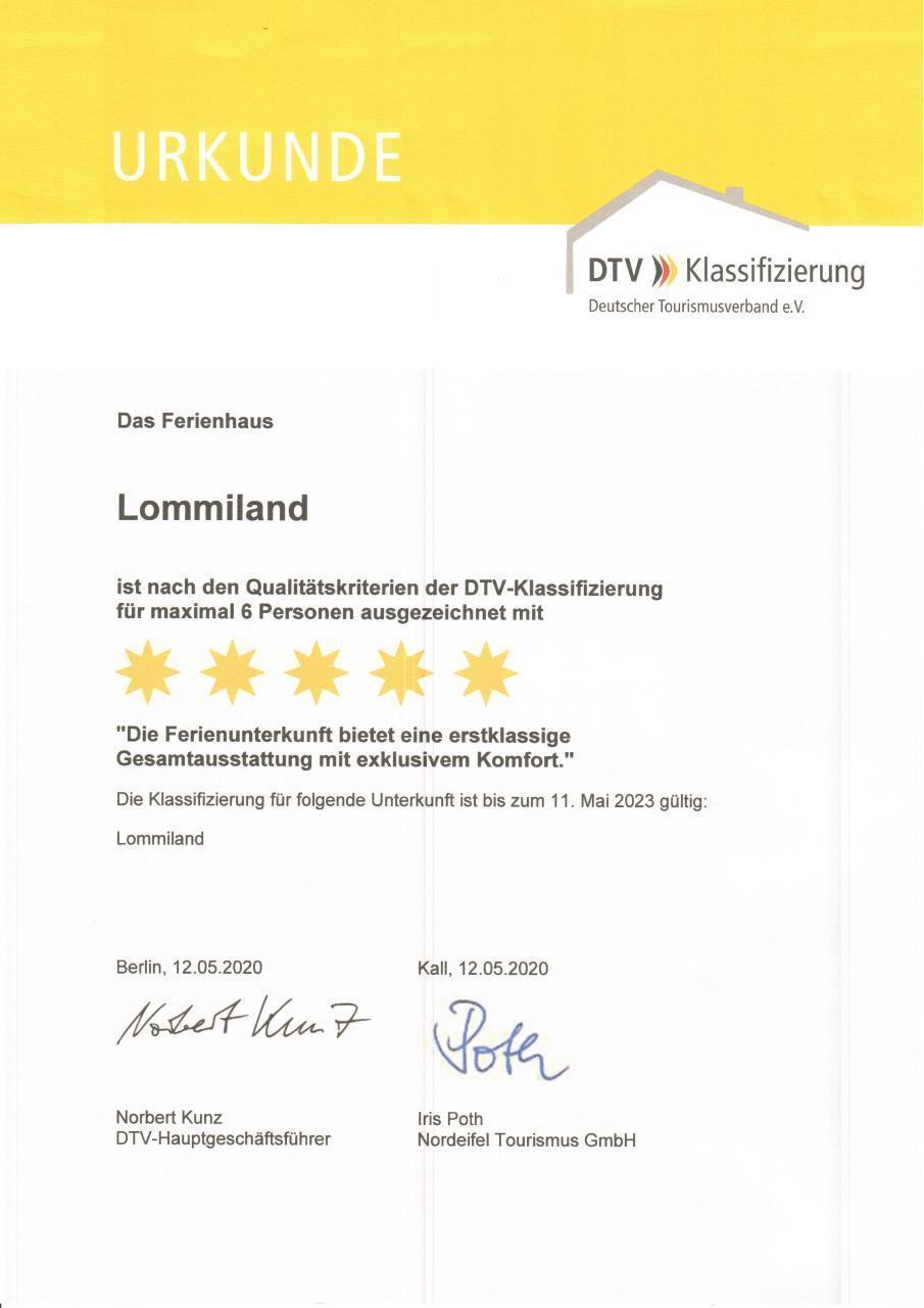 Ferienhaus Lommiland (771511), Blankenheim, Eifel (Nordrhein Westfalen) - Nordeifel, Nordrhein-Westfalen, Deutschland, Bild 35