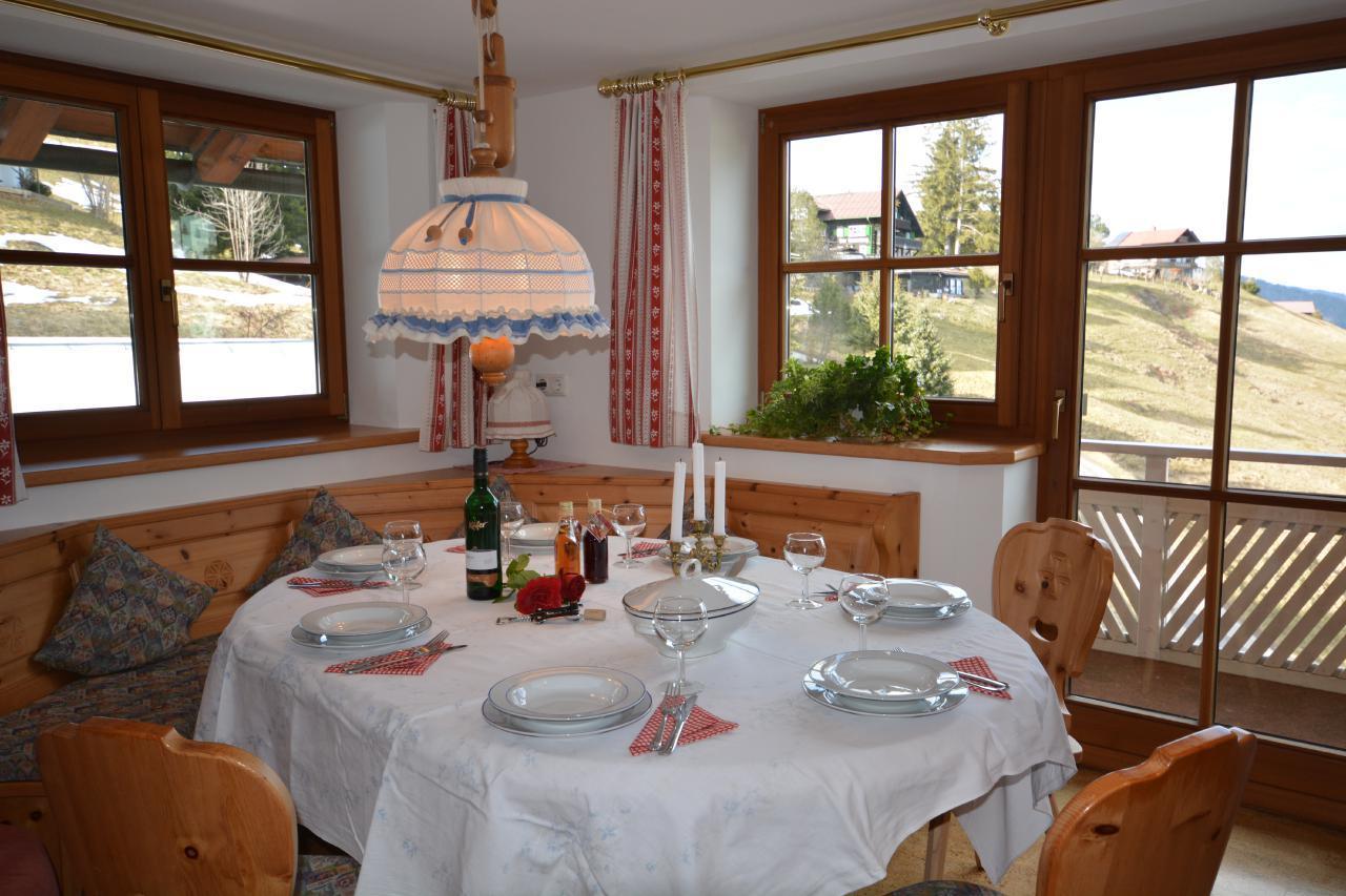 Ferienwohnung Gästehaus am Berg,Ferienwohnung Panorama, 3 Schlafzimmer (771657), Hirschegg, Kleinwalsertal, Vorarlberg, Österreich, Bild 5
