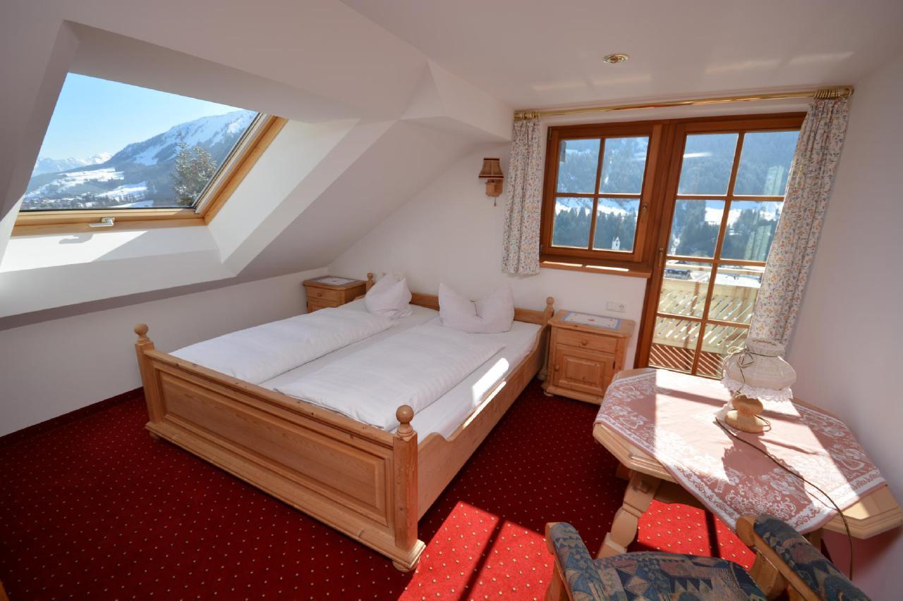 Ferienwohnung Gästehaus am Berg,Ferienwohnung Panorama, 3 Schlafzimmer (771657), Hirschegg, Kleinwalsertal, Vorarlberg, Österreich, Bild 22