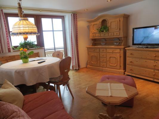 Ferienwohnung Gästehaus am Berg,Ferienwohnung Panorama, 3 Schlafzimmer (771657), Hirschegg, Kleinwalsertal, Vorarlberg, Österreich, Bild 4