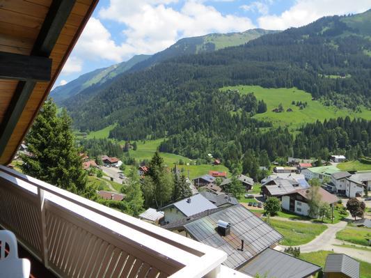 Ferienwohnung Gästehaus am Berg,Ferienwohnung Panorama, 3 Schlafzimmer (771657), Hirschegg, Kleinwalsertal, Vorarlberg, Österreich, Bild 18