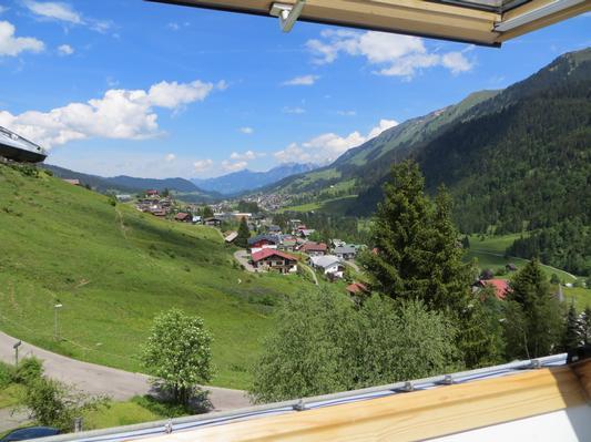 Ferienwohnung Gästehaus am Berg,Ferienwohnung Panorama, 3 Schlafzimmer (771657), Hirschegg, Kleinwalsertal, Vorarlberg, Österreich, Bild 19