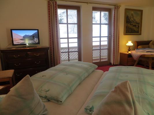 Ferienwohnung Gästehaus am Berg,Ferienwohnung Panorama, 3 Schlafzimmer (771657), Hirschegg, Kleinwalsertal, Vorarlberg, Österreich, Bild 12