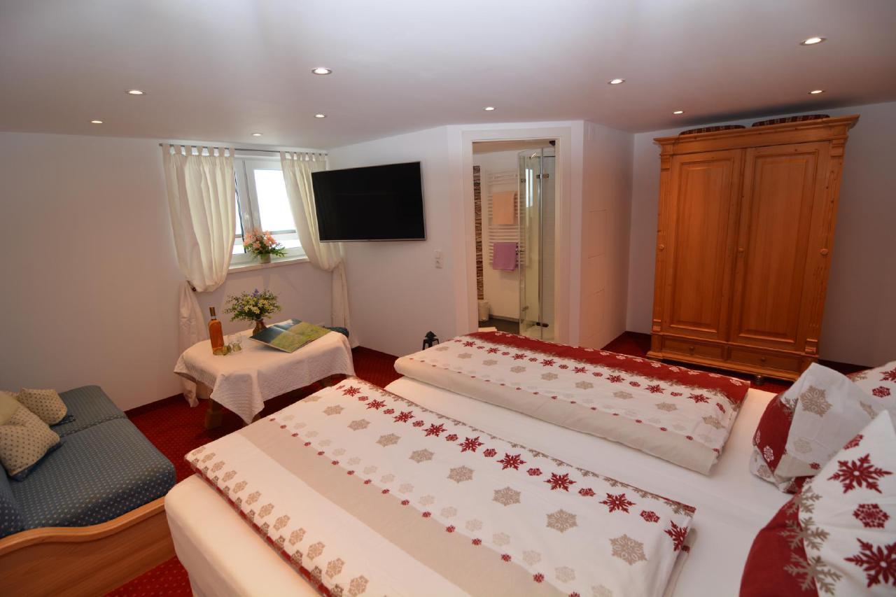 Ferienwohnung Gästehaus am Berg, Ferienwohnung Kanzelwand, 4 Schlafzimmer (772001), Hirschegg, Kleinwalsertal, Vorarlberg, Österreich, Bild 12