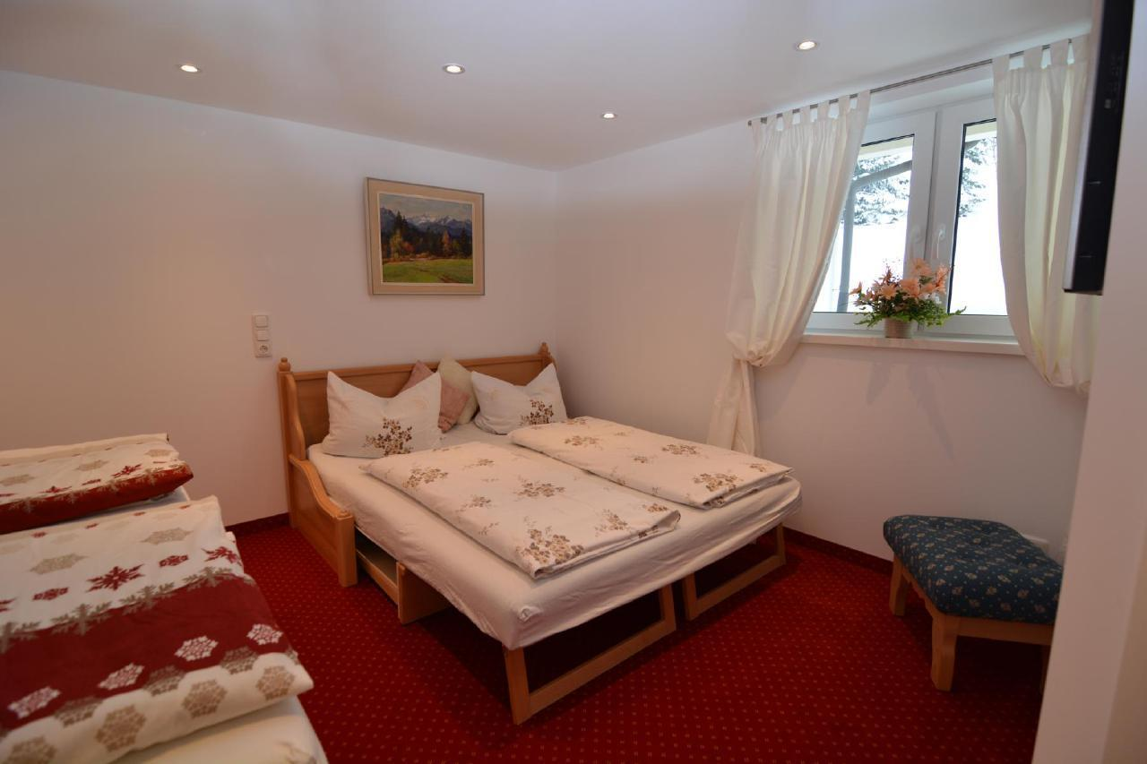 Ferienwohnung Gästehaus am Berg, Ferienwohnung Kanzelwand, 4 Schlafzimmer (772001), Hirschegg, Kleinwalsertal, Vorarlberg, Österreich, Bild 14