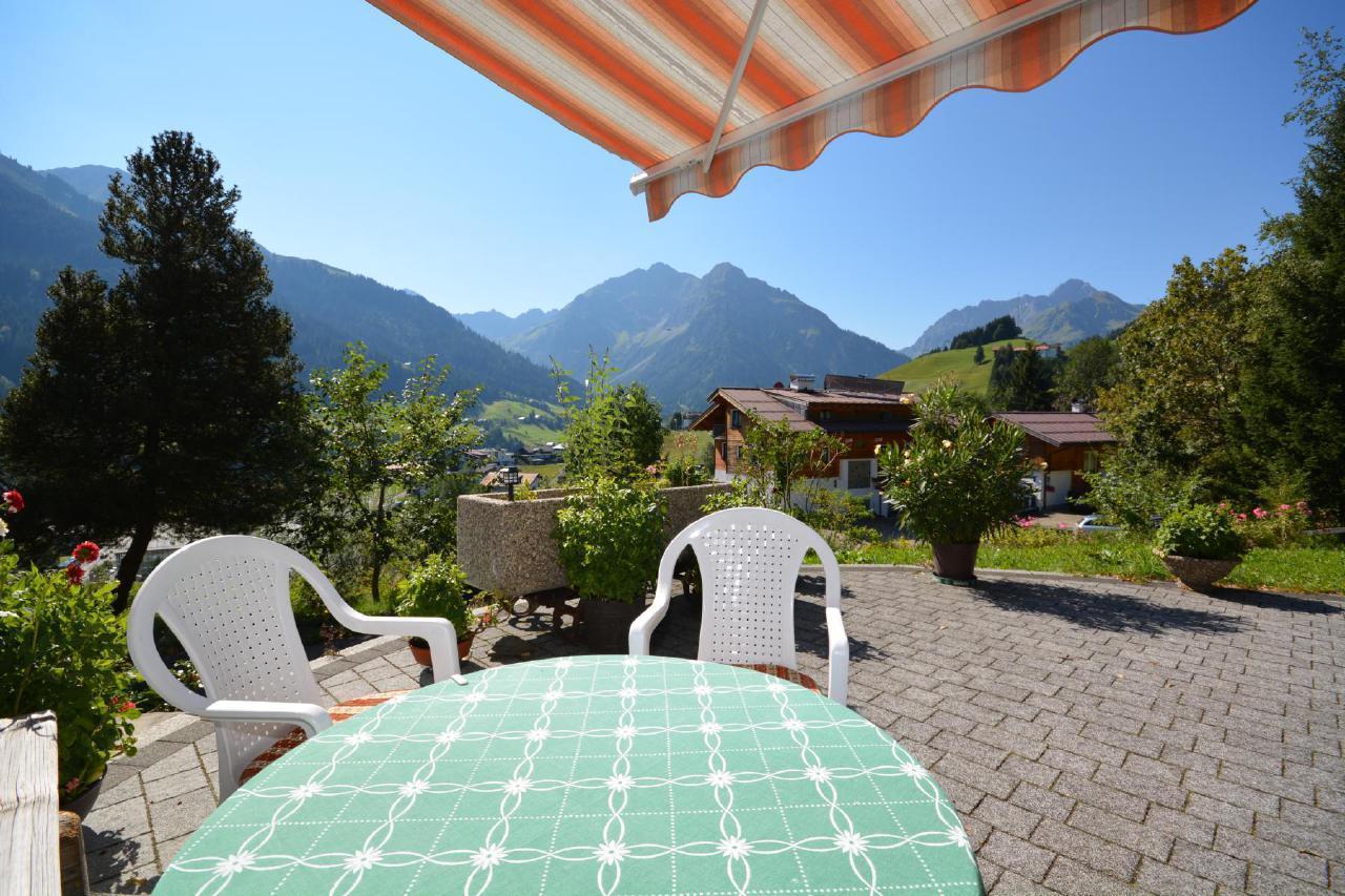 Ferienwohnung Gästehaus am Berg, Ferienwohnung Kanzelwand, 4 Schlafzimmer (772001), Hirschegg, Kleinwalsertal, Vorarlberg, Österreich, Bild 3