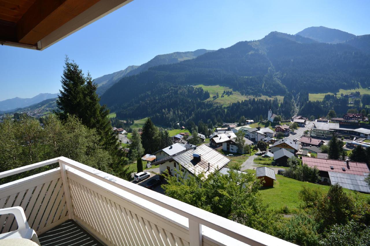 Ferienwohnung Gästehaus am Berg, Ferienwohnung Kanzelwand, 4 Schlafzimmer (772001), Hirschegg, Kleinwalsertal, Vorarlberg, Österreich, Bild 2