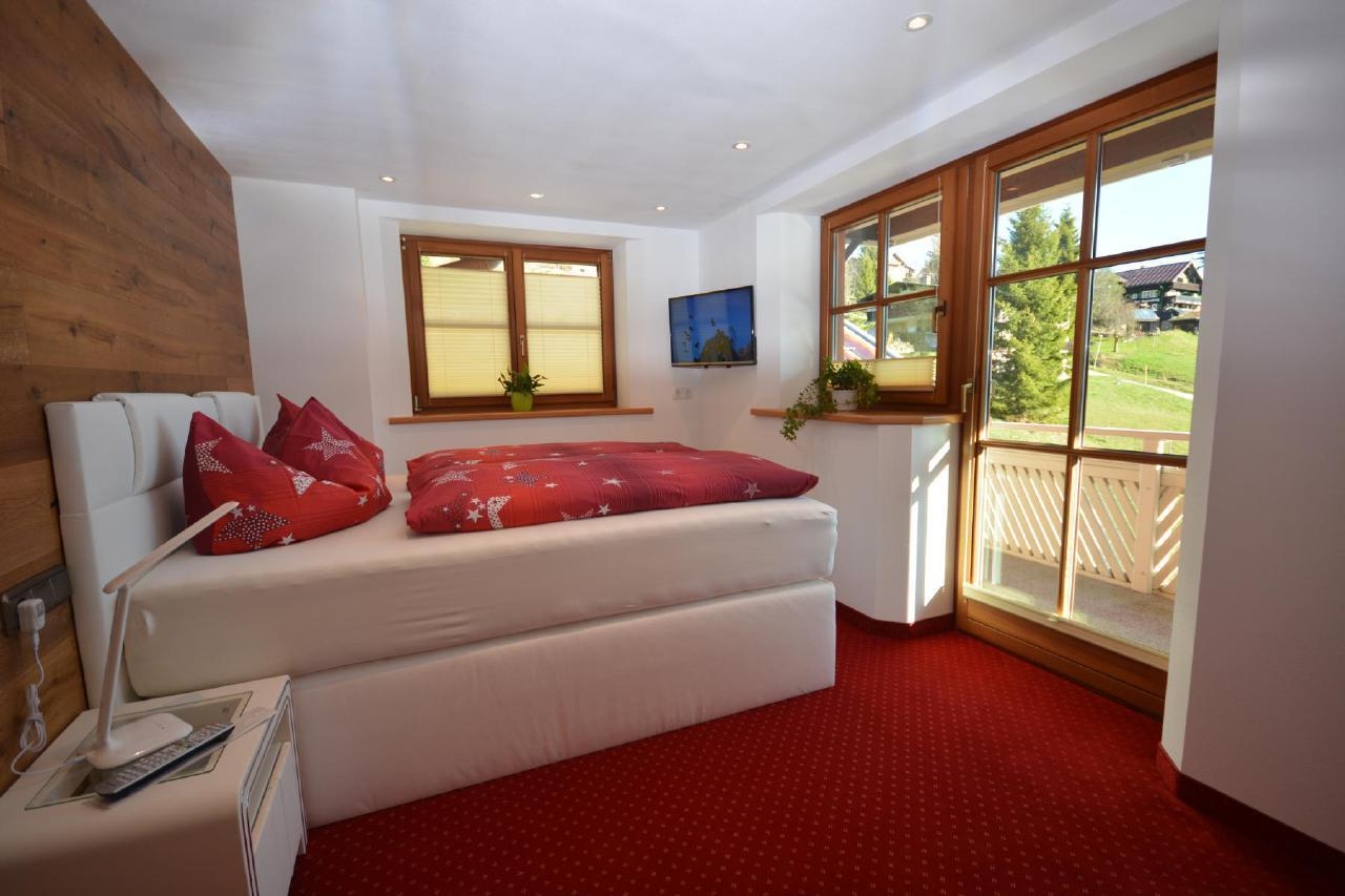 Ferienwohnung Gästehaus am Berg, Ferienwohnung Kanzelwand, 4 Schlafzimmer (772001), Hirschegg, Kleinwalsertal, Vorarlberg, Österreich, Bild 16